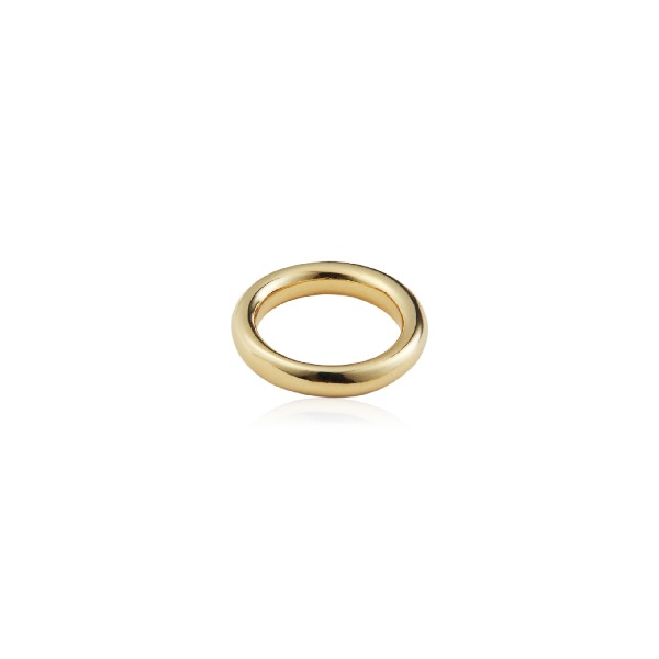 GENTLER BASIC LARGE RING