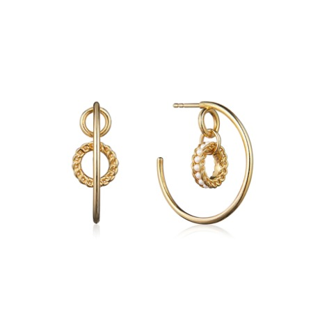 GENTLER HOOP EARRINGS