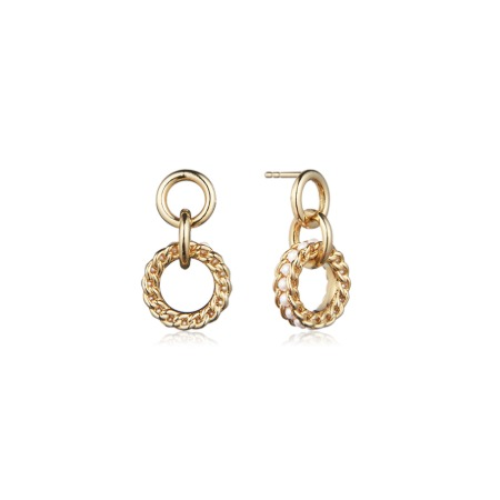 GENTLER CIRCLE EARRINGS