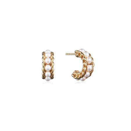 GENTLER UNIT EARRINGS (Half)